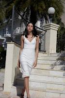 Moda Vestido Midi Franjas