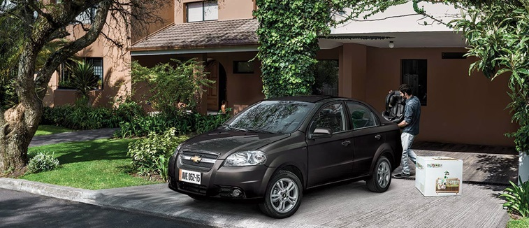 Chevrolet Aveo Emotion Sedán