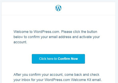cek email Anda untuk konfirmasi email