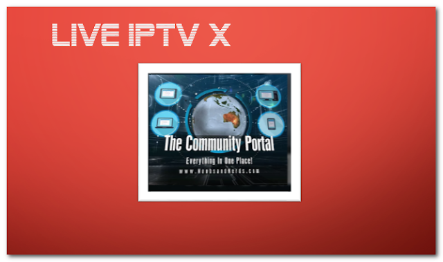 Community Portal Addon Repository