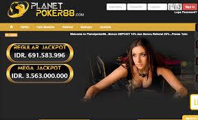 planetpoker88 bandar poker online terbesar bonus deposit terbanyak