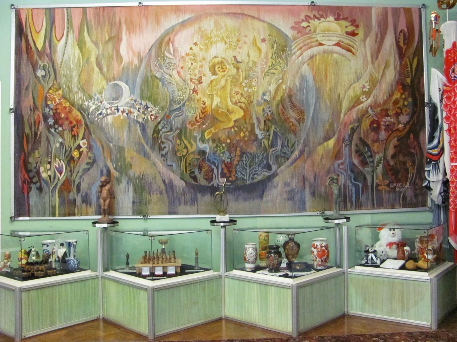 Музей в Артеке