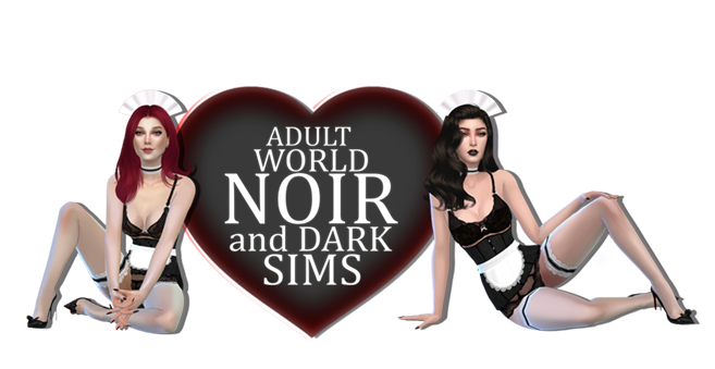 Noir and Dark Sims: Adult World