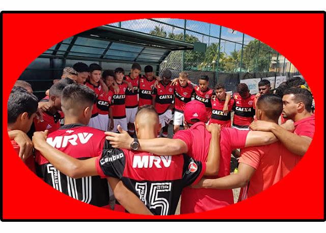 Flamengo perde final da Copa da Amizade.