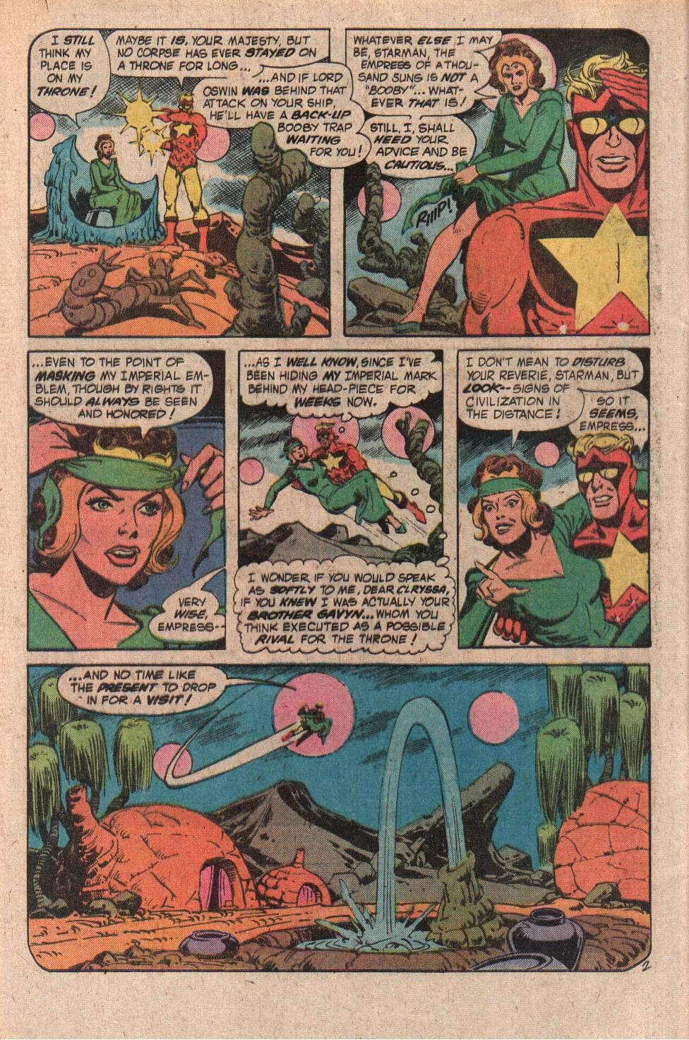 Read online Adventure Comics (1938) comic -  Issue #474 - 4