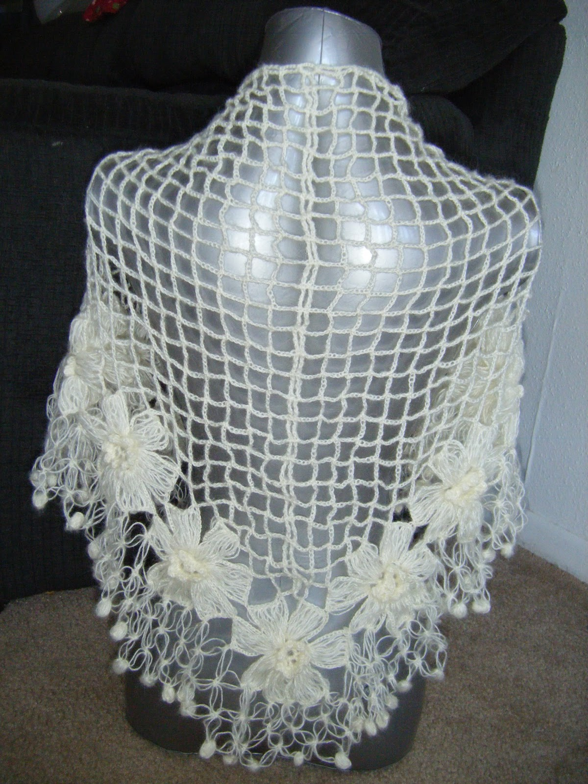 Wedding Shawl Crochet Patterns - Bing images