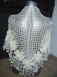 Crochet Bridal Capelet Patterns Free Crochet Patterns