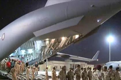 Qatar Tarik Seluruh Pasukannya dari Yaman