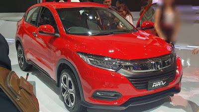 Spesifikasi Lengkap Dan Harga Mobil Honda HRV 2019, Menjadi Kekuatan Honda Prospect Indonesia