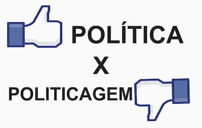 Política x Politicagem