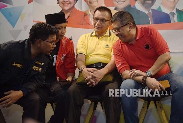 Koalisi Jokowi Tanyakan Soal Perpanjangan Masa Pendaftaran