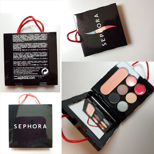 Sephora Mini Makeup Palette