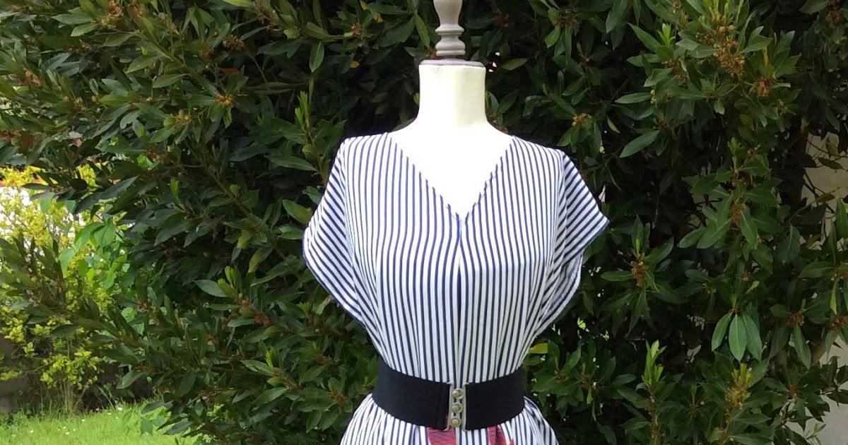 cuill re aiguille et scie sauteuse robe longue d 39 t diy couture facile. Black Bedroom Furniture Sets. Home Design Ideas