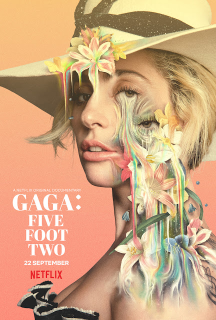 Netflix - Gaga: Five Foot Two - Poster