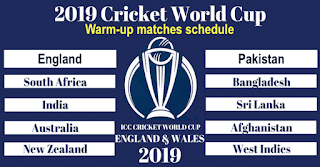 World cup schedule 2019 pdf download