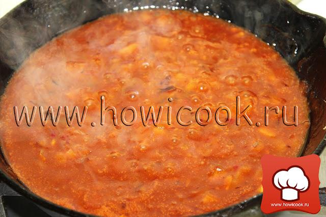 Острые свиные ребрышки с вустерширским соусом рецепт и пошаговые фото