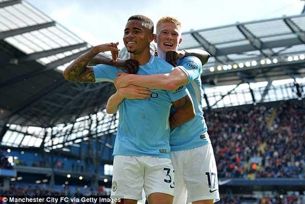 Man City 5-0 Liverpool: Thẻ đỏ và cái kết đắng 1