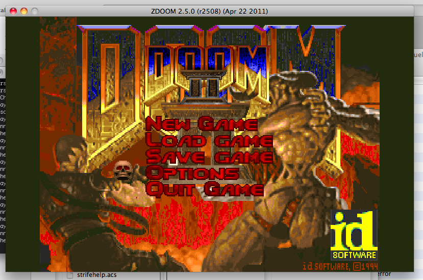 logical ore: Build ZDoom from source in Xcode 4