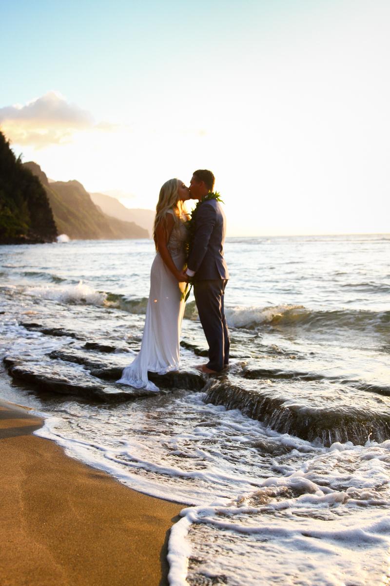 Kauai Photographer The Blog Ke E Vow Renewal With Garrett