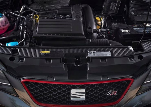 SEAT to utilize Arona  name for 2017 Ibiza-based SUV  Engine