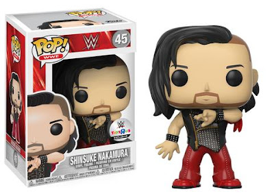 WWE Pop! Vinyl Figures Series 9 by Funko - Shinsuke Nakamura