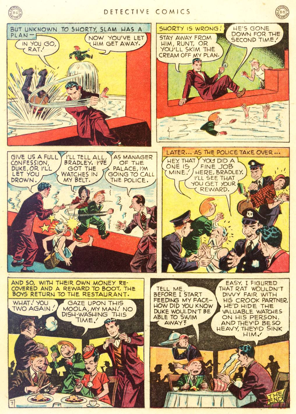 Detective Comics (1937) 130 Page 30