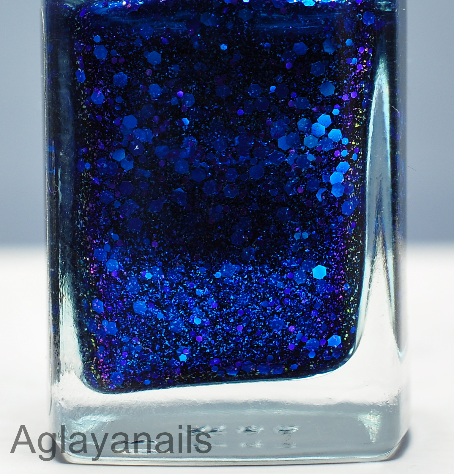 Aglayanails 2018 blueprint is a royal blue jelly with blue hex glitters in various sizes plus some purple shimmer i used three coats that were wearable malvernweather Choice Image