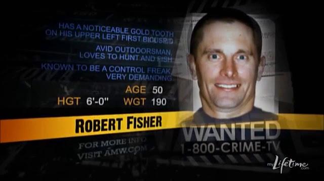 robert fisher buronan paling dicari di amerika