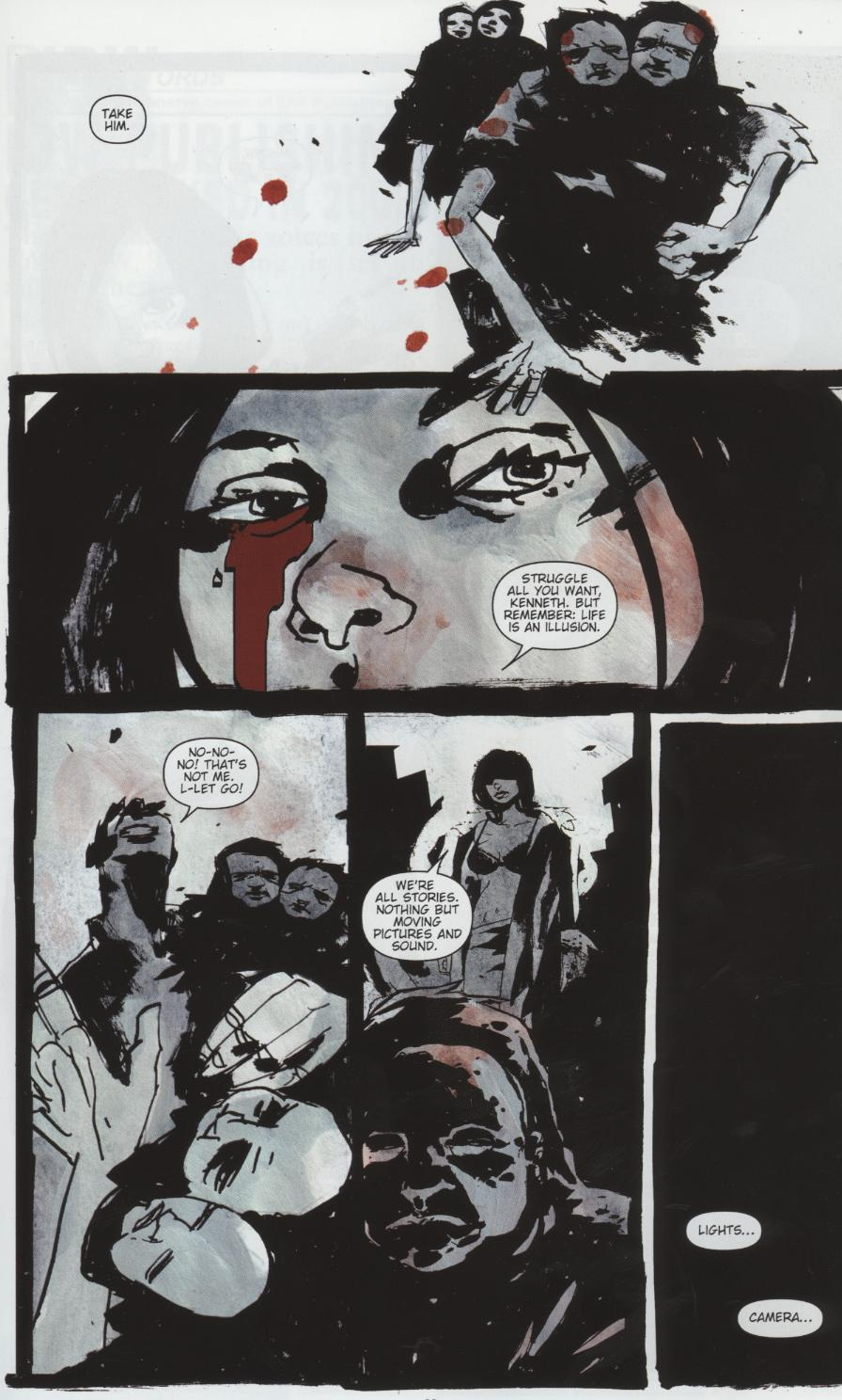 Read online Silent Hill: Dead/Alive comic -  Issue #1 - 23