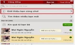 Giới thiệu bạn bè tải iwin qua facebook đề nhận win miễn phí