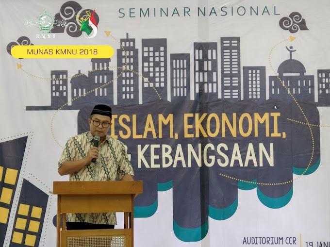 Rektor IPB: KMNU Bisa Jadi Trendsetter Perubahan
