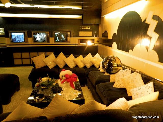 Sala de TV de Graceland
