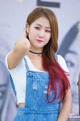 Cabelos coloridos dos K-idols para se inspirar!