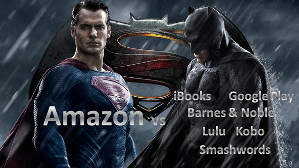 Amazon versus competidores: ¿Superman versus Batman?