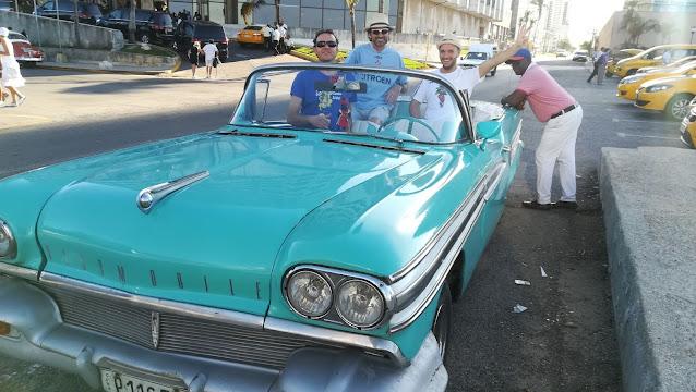El Malecón La Habana