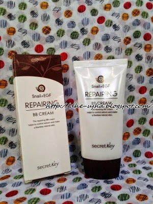 Secret Key Snail+EGF Repairing BB Cream