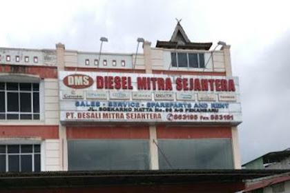 Lowongan PT. Diesel Mitra Sejahtera Pekanbaru April 2018
