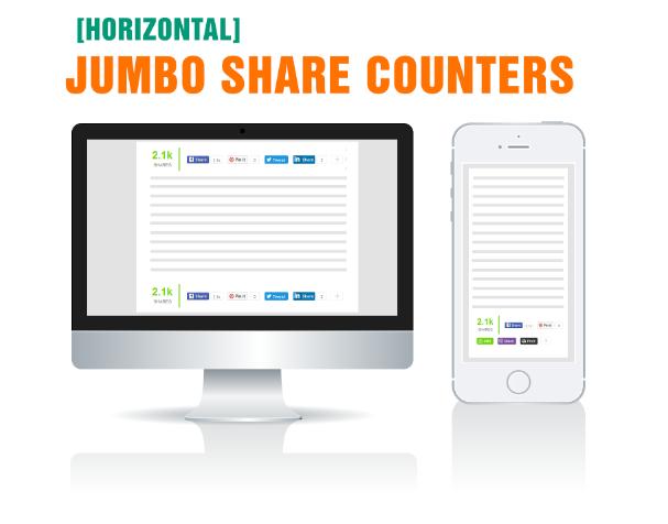 Mashi Blogger Sharing Counter Widgets