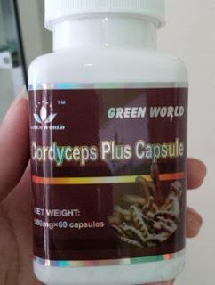 Efek samping cordyceps plus capsule