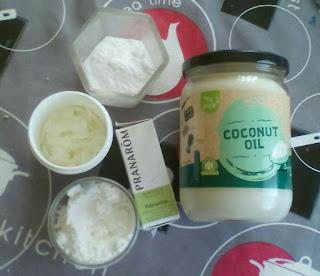 recette déodorant naturel stick huile coco cire d'abeille écologie