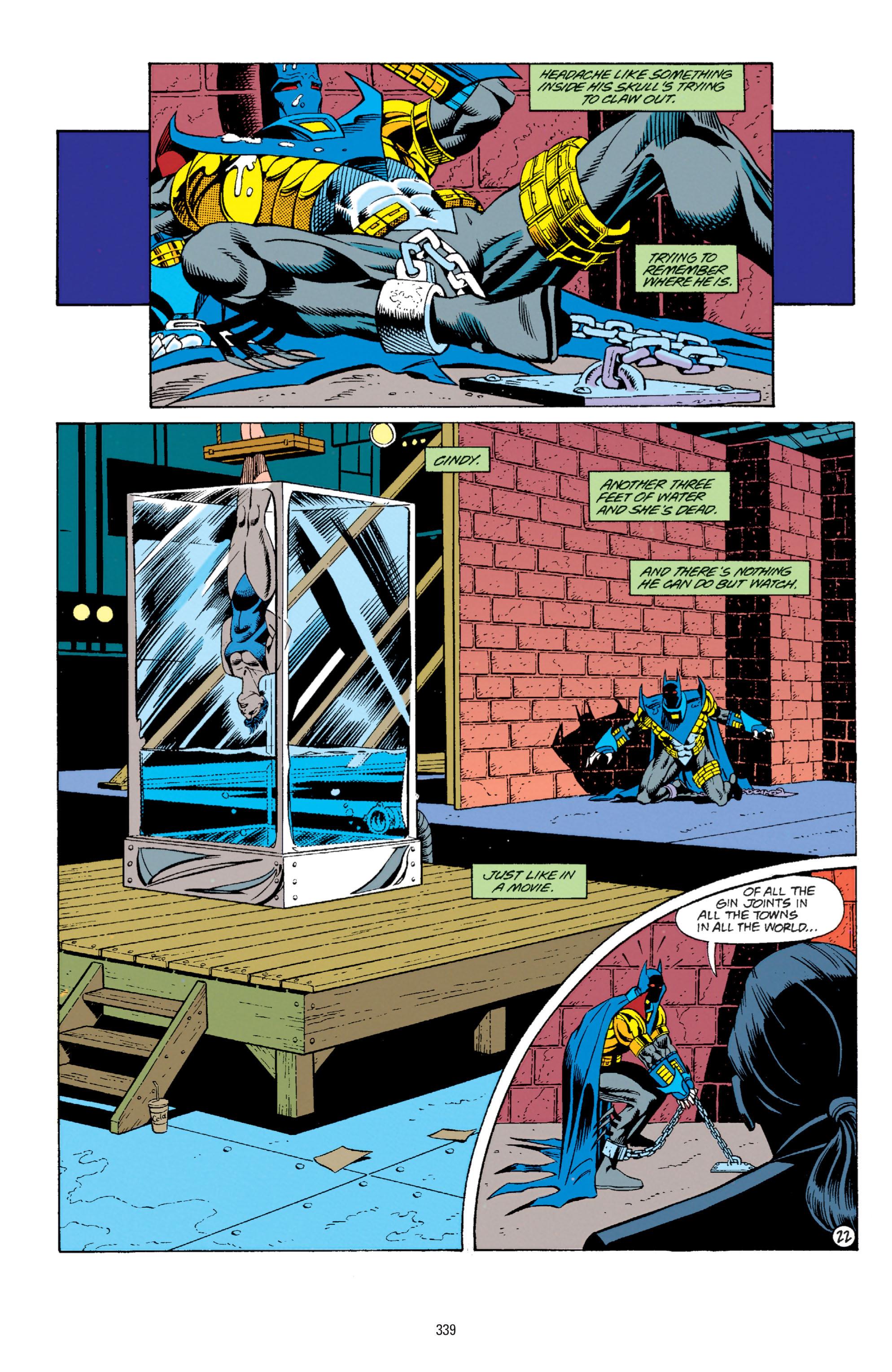 Detective Comics (1937) 672 Page 22