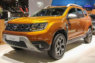 Dacia Duster 2018, Dacia Duster pret, Dacia Duster poze 2018