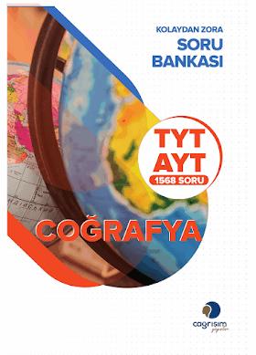 Cağrışım Kolaydan Zora Coğrafya Soru Bankası PDF