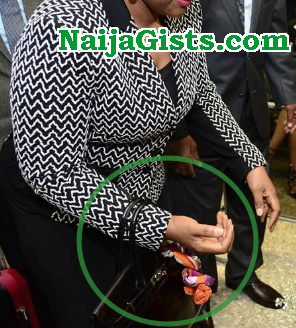 aisha buhari N35million naira designer bag