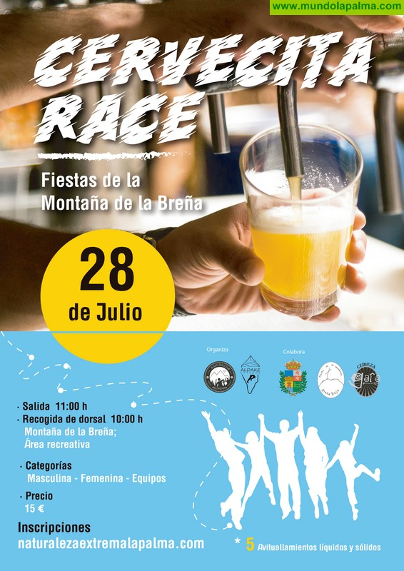 FIESTA LA MONTAÑA: I Cervecita Race