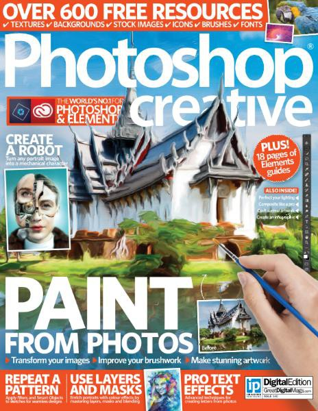 Photoshop Creative - Issue 140 2016
