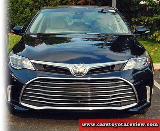 2017 Toyota Avalon Hybrid Review