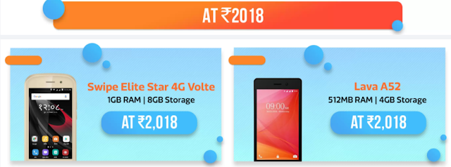 Flipkart announces Mobile Bonanza 2018- New year Sale Intrigue (3rd-5th Jan) 7