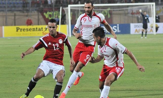 موعد مباراة مصر وتونس | القنوات الناقلة لمباراة مصر وتونس