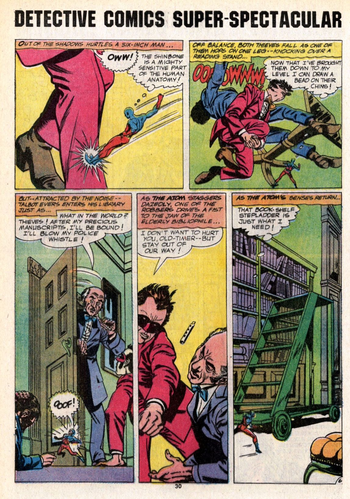 Detective Comics (1937) 439 Page 29